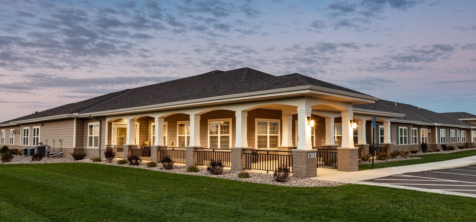 Serenity Suites Assisted Living Center Building