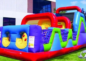 Bounce House - Commercial Club