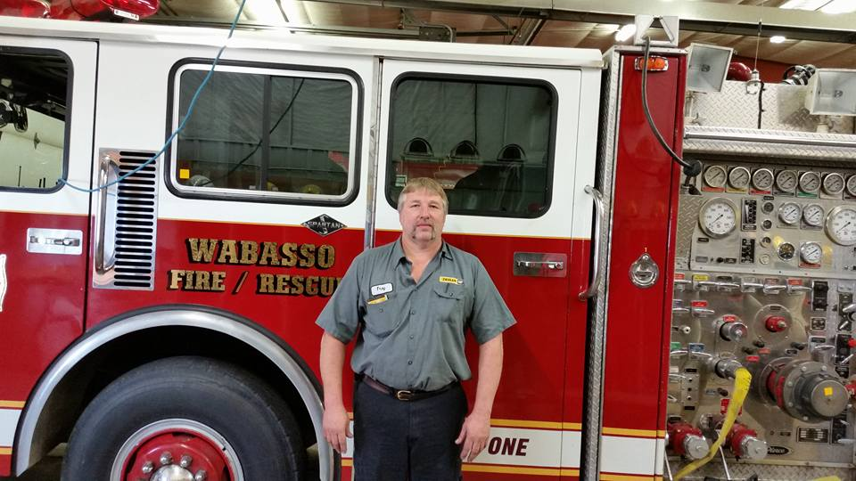 Troy Welch, Fire Chief