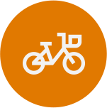 Bike Icon - Summer Activities