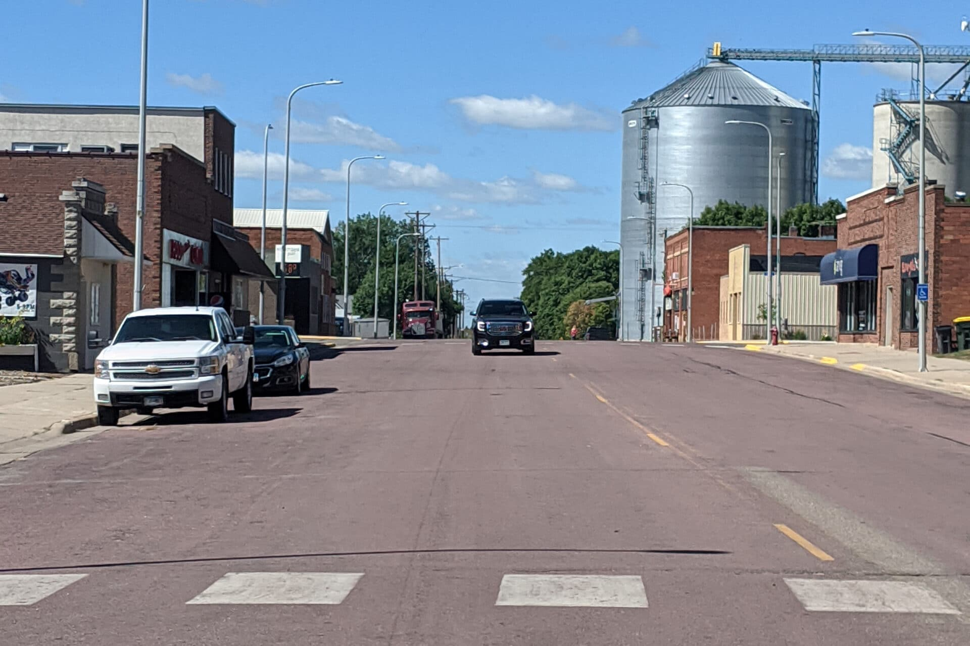 Downtown Wabasso, MN