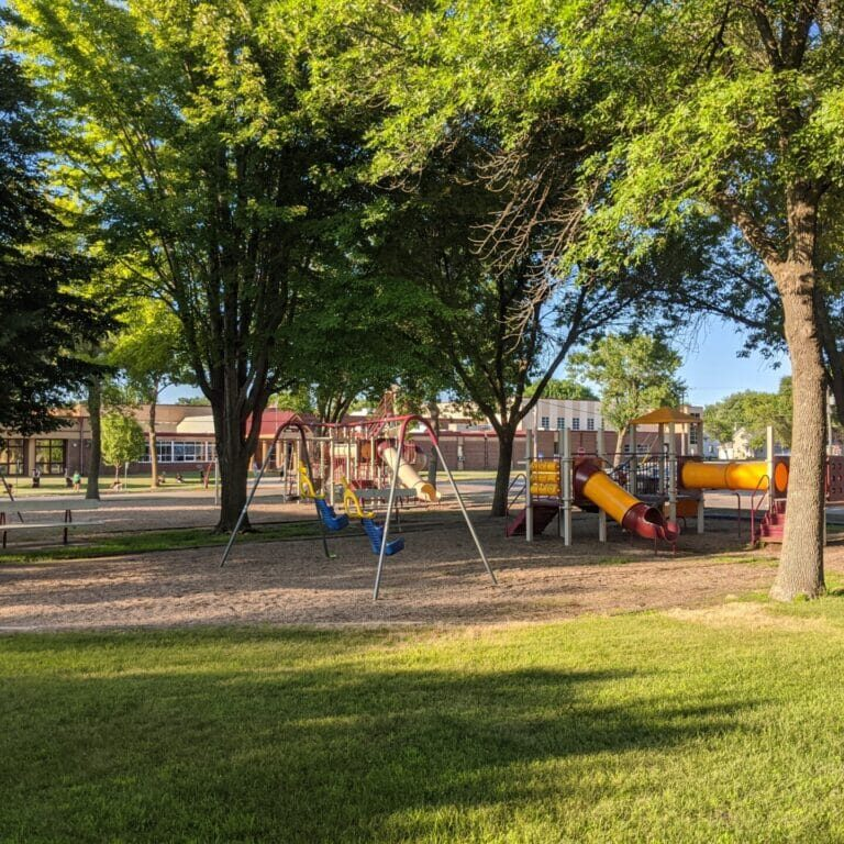 Wabasso City Park Playground