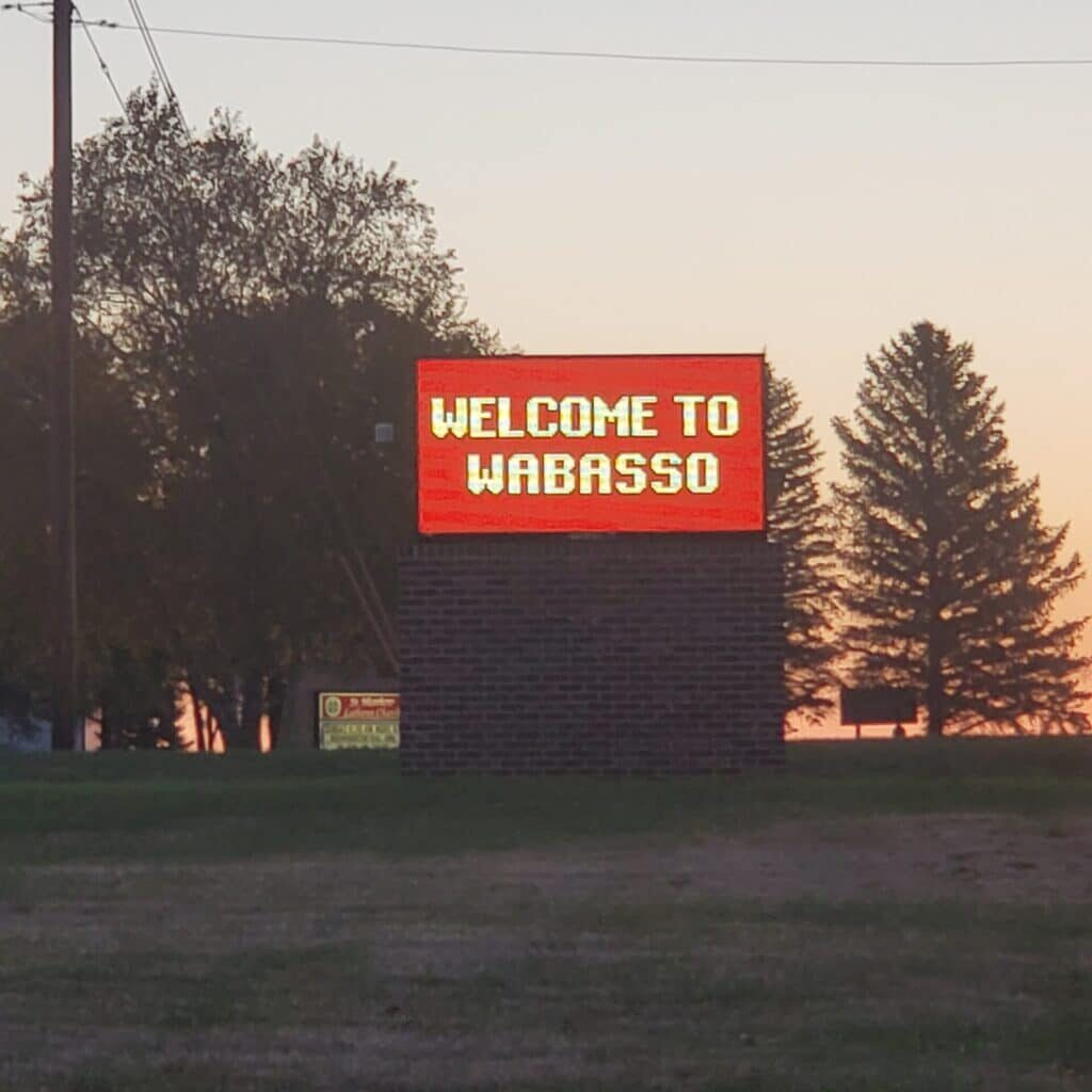 Wabasso Digital Sign